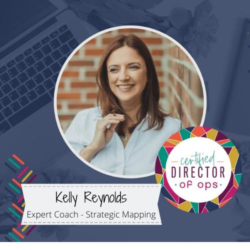 Kelly Reynolds Expert Coach Strategic Mapping (1)